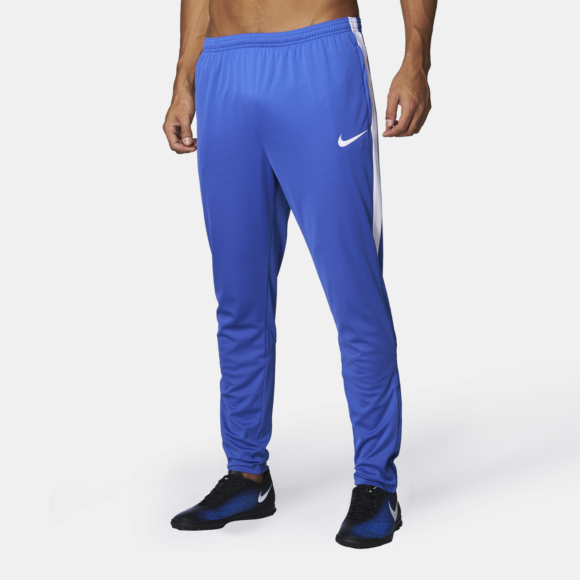 shop blue nike dry academy football sweatpants for mens by nike sss. Black Bedroom Furniture Sets. Home Design Ideas