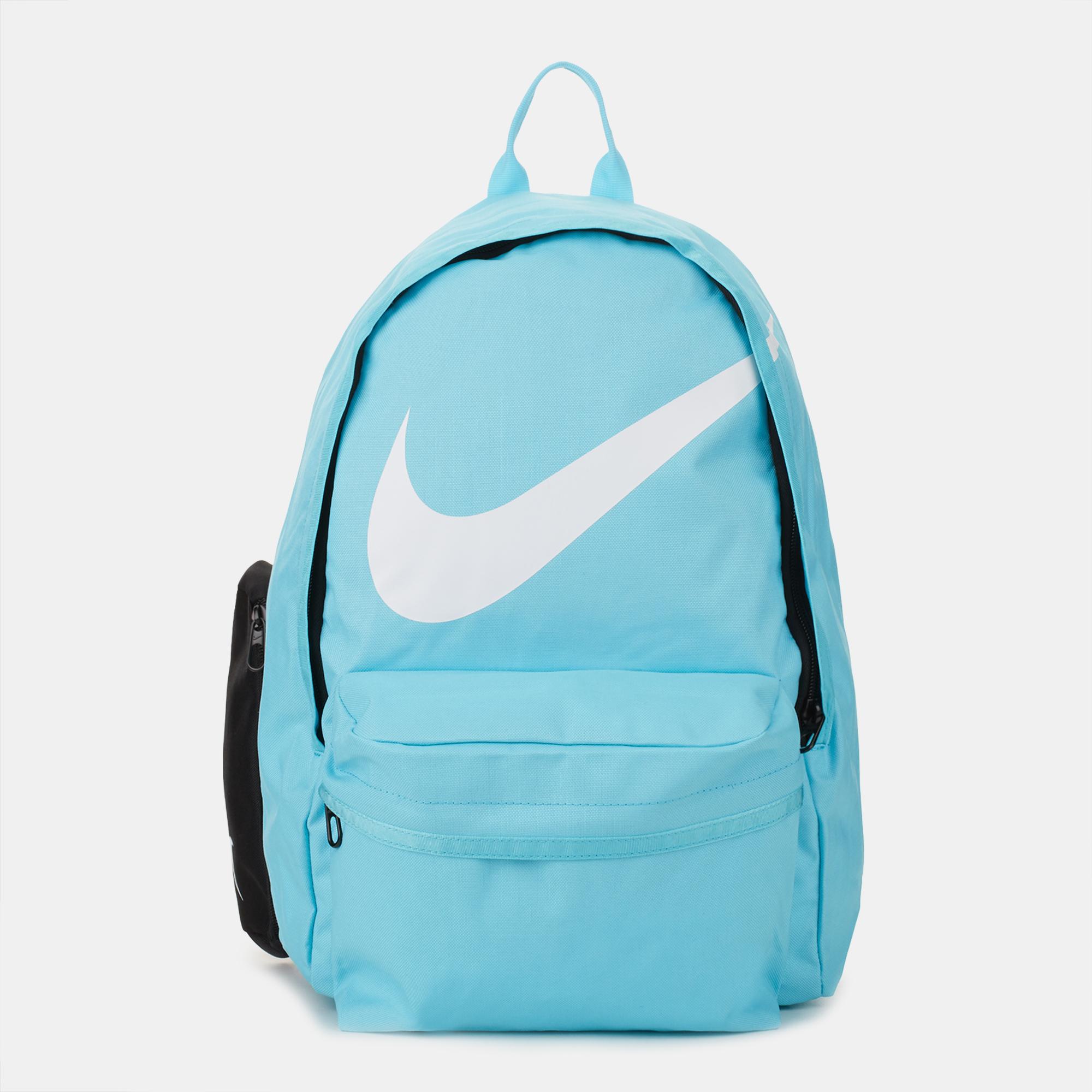 bf9585ef1c15 Shop Blue Nike Halfday Back to School Kids  Backpack for Kids by ...