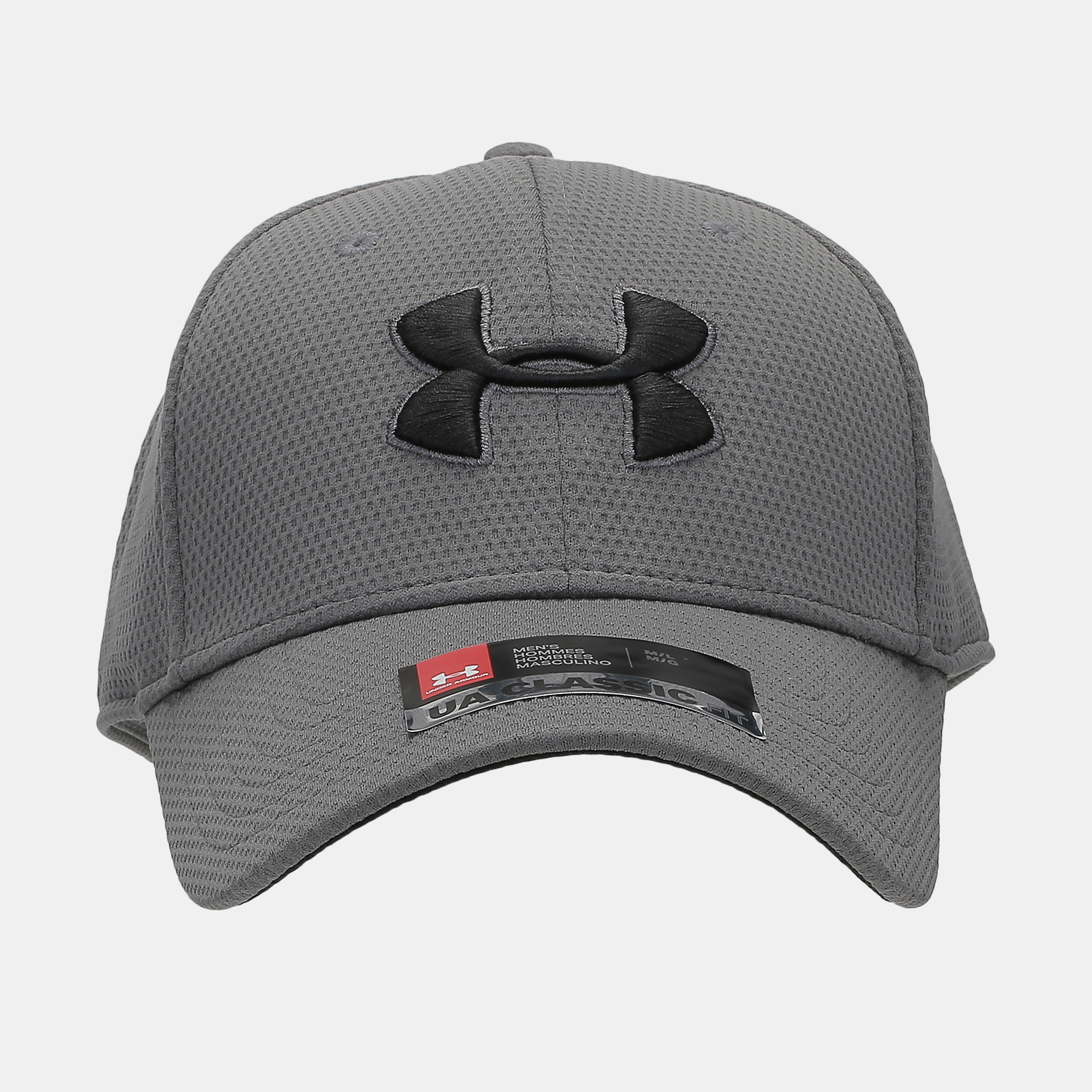 6ea0ee5493f Under Armour Blitzing II Stretch Fit Cap