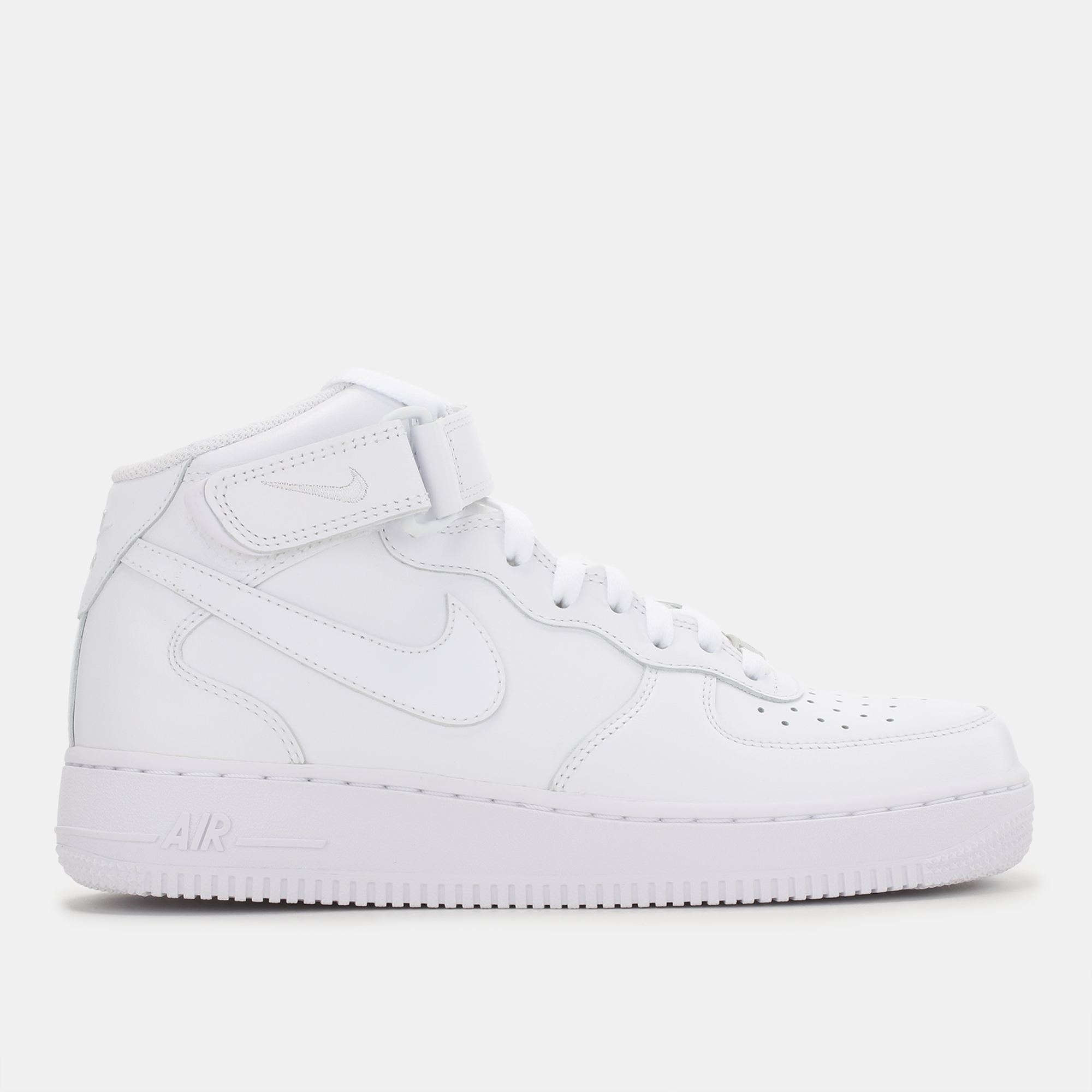 detailed look 0c94d 8e41e Shop White Nike Air Force 1 Mid '07 Women's Shoe for Womens ...