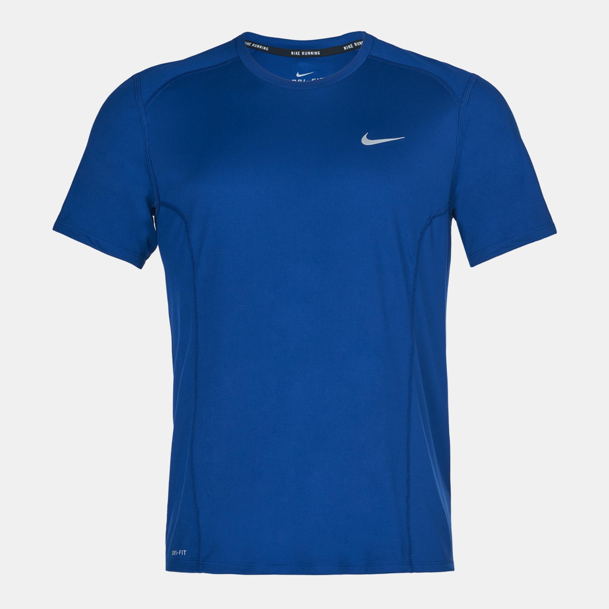 dac557e3 Nike Miler Long Sleeve Uv T Shirt Mens – EDGE Engineering and ...