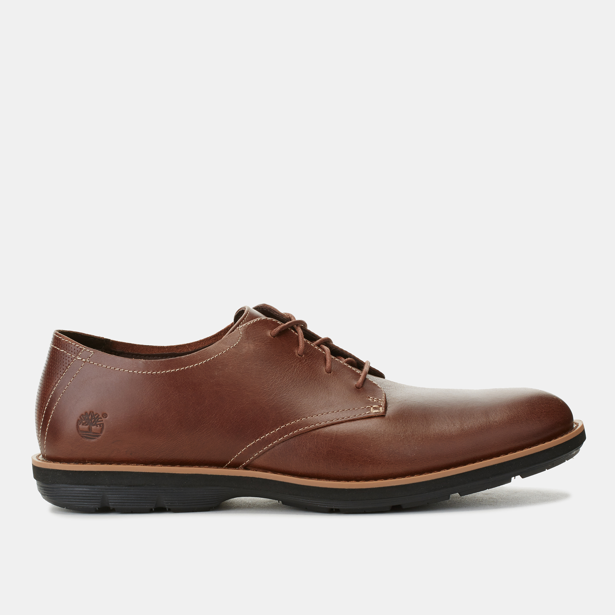 Shop Brown Timberland Kempton Oxford Shoe for Mens by